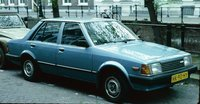 1981 Mazda 323 Overview