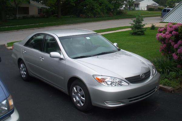 toyota camry 2002. Picture of 2002 Toyota Camry