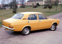 1973 Morris Marina Overview