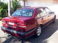 1996 Volvo 850 4 Dr STD Sedan picture, exterior