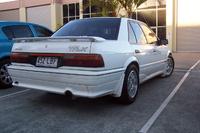 1991 Nissan Pintara Overview