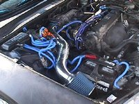1995 Honda Prelude 2 Dr Si Coupe, Some more goodies, engine