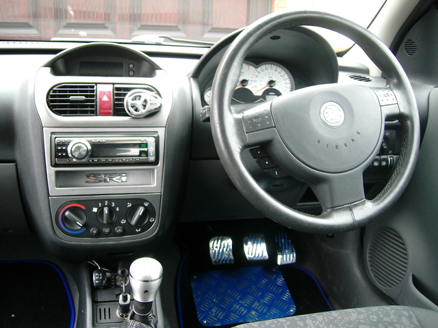 2001 vauxhall corsa interior pictures cargurus. Black Bedroom Furniture Sets. Home Design Ideas