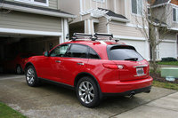 Picture of 2004 INFINITI FX35 AWD, exterior, gallery_worthy