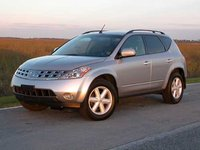 Picture of 2005 Nissan Murano SL AWD, exterior, gallery_worthy