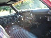 1972 GMC Sprint, 72 gmc sprint: interior, interior