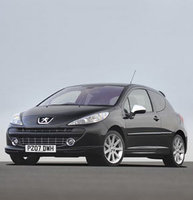 Picture of 2008 Peugeot 207, exterior