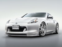 Picture of 2009 Nissan 370Z Coupe, exterior