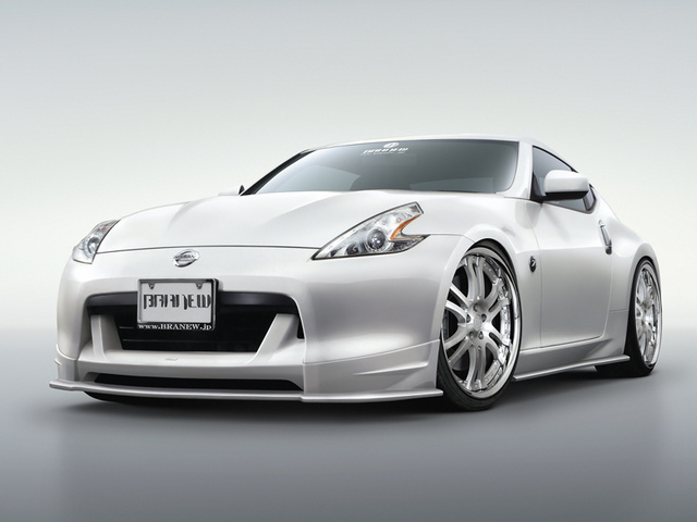 Picture of 2009 Nissan 370Z Coupe