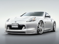 2009 Nissan 370Z Picture Gallery