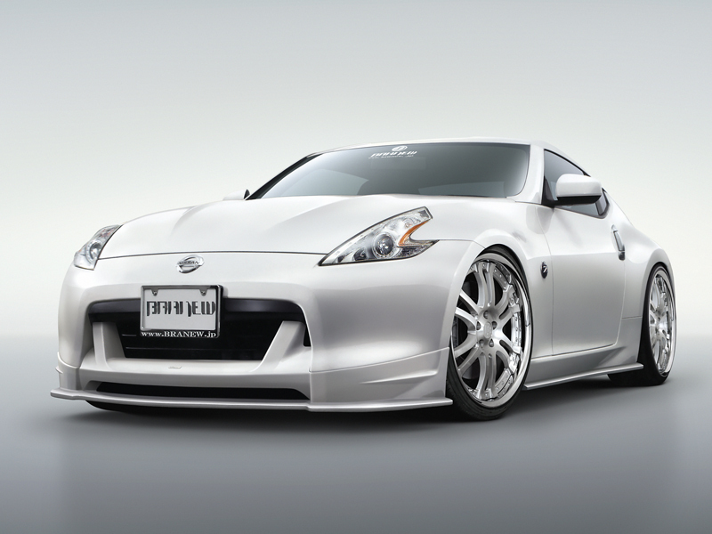 2009 Nissan 370Z Coupe picture