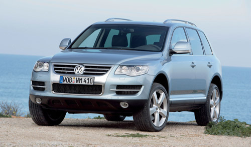 Picture of 2008 Volkswagen Touareg 2