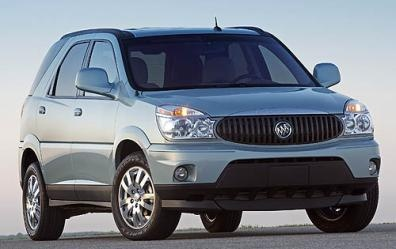 Picture of 2005 Buick Rendezvous CX AWD, exterior, gallery_worthy