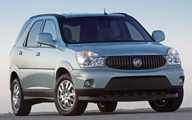 2005 Buick Rendezvous CX AWD picture