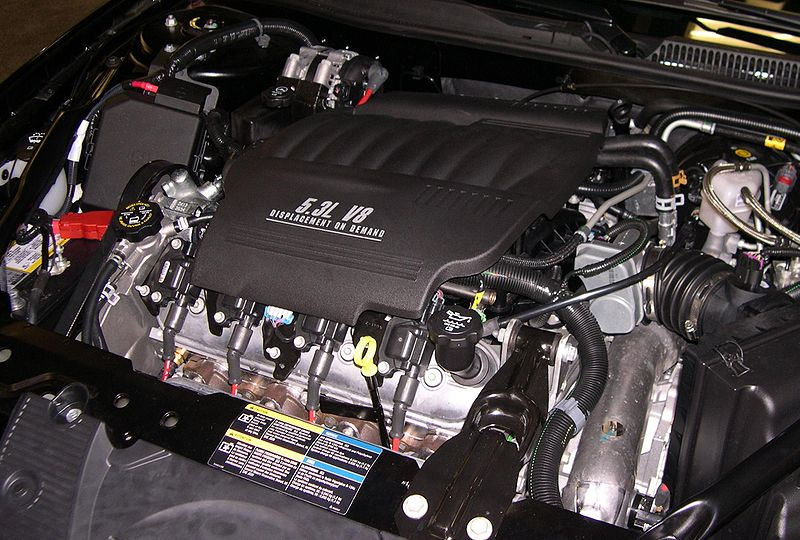 2004 Chevrolet Impala SS picture, engine