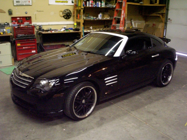 2006 Chrysler Crossfire SRT-6 - Exterior Pictures - CarGurus