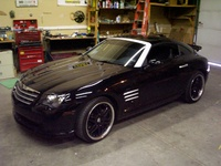 2006 Chrysler Crossfire SRT-6 SRT-6 Roadster picture, exterior