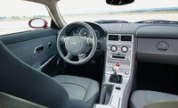 2006 Chrysler Crossfire SRT-6 SRT-6 Roadster picture, interior