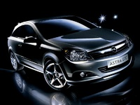 2005 Opel Astra Overview