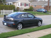 Picture of 2009 Mazda MAZDA3 i Touring Value, exterior, gallery_worthy