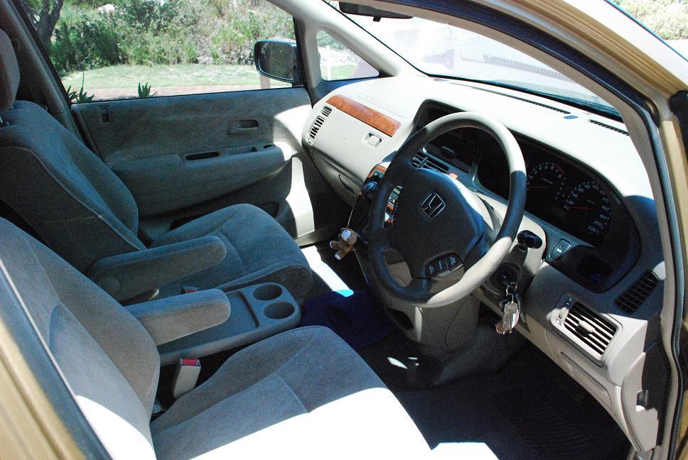 2001 Honda Odyssey Interior. 2000 Honda Odyssey picture,