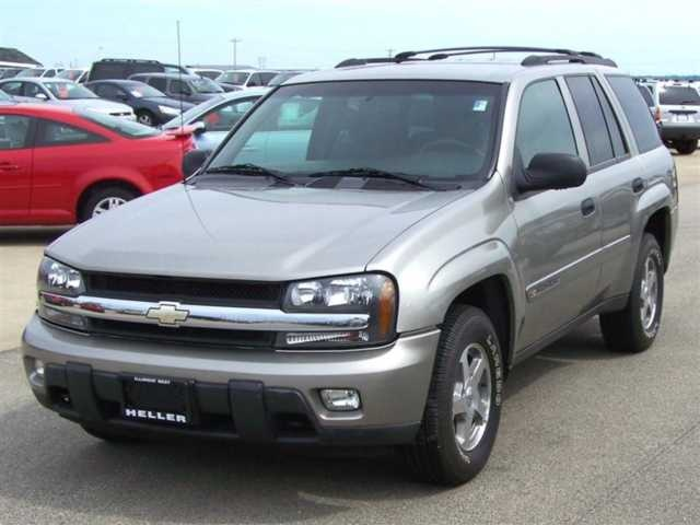 2005 chevrolet trailblazer overview cargurus. Black Bedroom Furniture Sets. Home Design Ideas