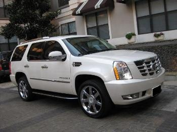 Picture of 2007 Cadillac Escalade AWD