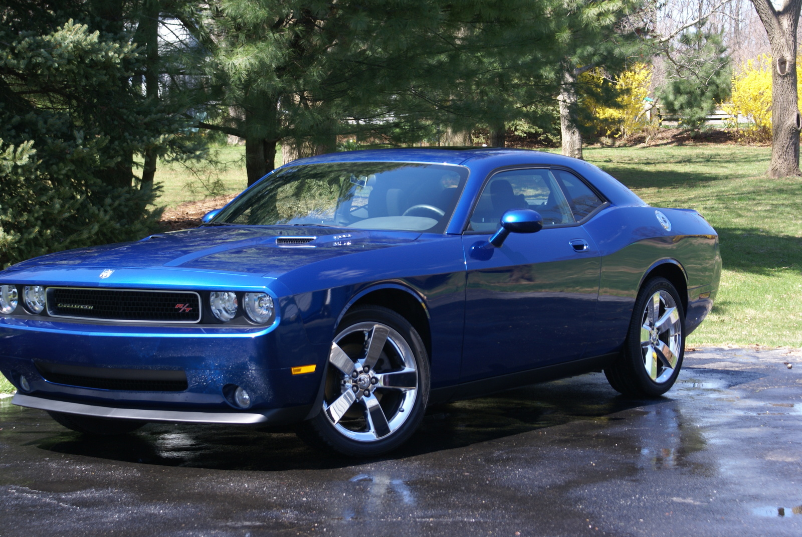 How fast will my new dodge challenger r t be