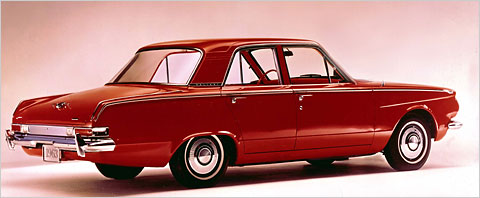 1963 Plymouth Valiant picture, exterior