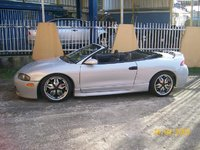 Picture of 1997 Mitsubishi Eclipse Spyder 2 Dr GS Convertible, exterior