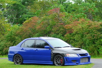 2003 Mitsubishi Lancer Picture Gallery