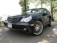 Picture of 2004 Mercedes-Benz C-Class C 230 Kompressor Supercharged Sedan, exterior, gallery_worthy