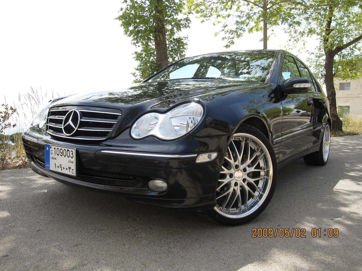 Mercedes c230 kompressor 2000 for Mercedes benz c230 kompressor 2004