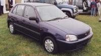 1997 Daihatsu Charade Overview