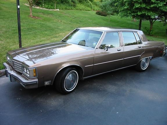 Picture of 1980 Oldsmobile Ninety-Eight