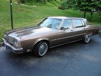 1980 Oldsmobile Ninety-Eight Overview