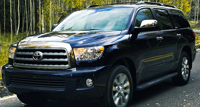 Used Cars Tacoma >> 2010 Toyota Sequoia - Review - CarGurus