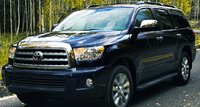 2010 Toyota Sequoia Picture Gallery