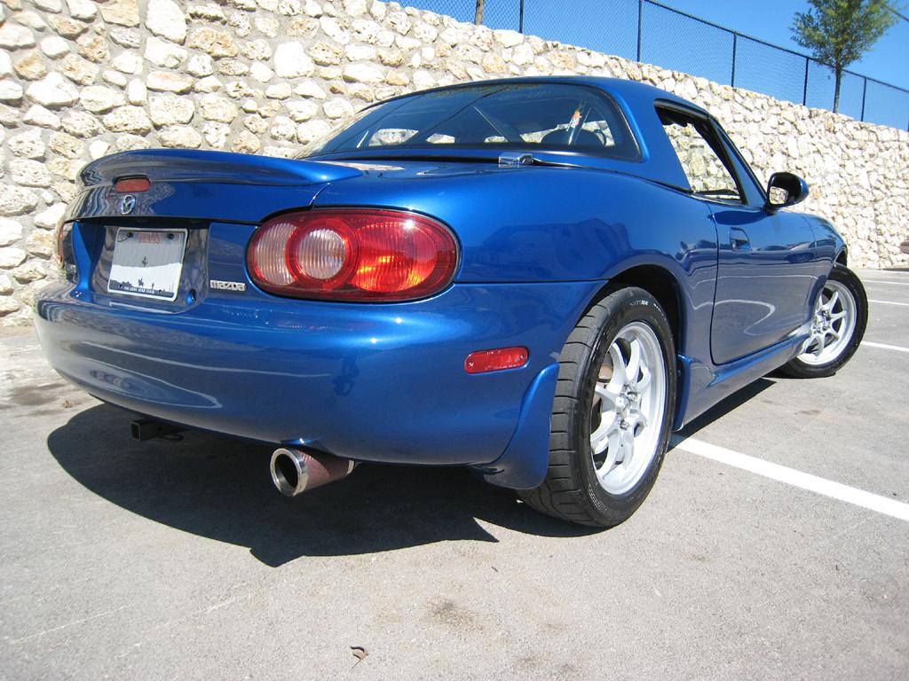 Mazda Mx Miata Dr Th Anniversary Convertible Pic