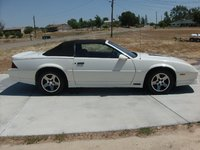 1988 Chevrolet Camaro IROC-Z Convertible RWD, Kenny Mc Iroc-z, exterior, gallery_worthy