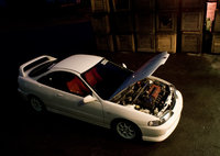 Picture of 1996 Honda Integra, exterior, engine