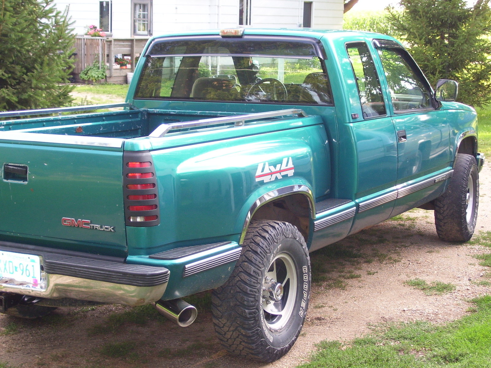 Picture of 1993 GMC Sierra 1500 K1500 SLE 4WD Extended Cab Stepside SB