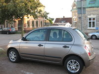 Picture of 2007 Nissan Micra, exterior, gallery_worthy