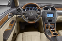 2010 Buick Enclave, Interior View, interior, manufacturer