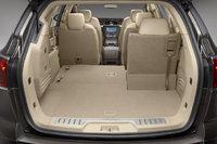 2010 Buick Enclave, Interior Cargo View, interior, manufacturer