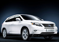 Picture of 2010 Lexus RX Hybrid 450h AWD, exterior, gallery_worthy