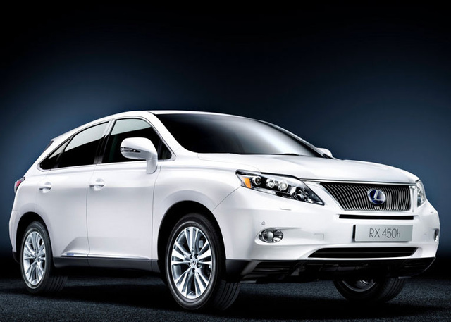 Picture of 2010 Lexus RX Hybrid 450h AWD