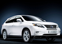 Picture of 2010 Lexus RX 450h AWD, exterior