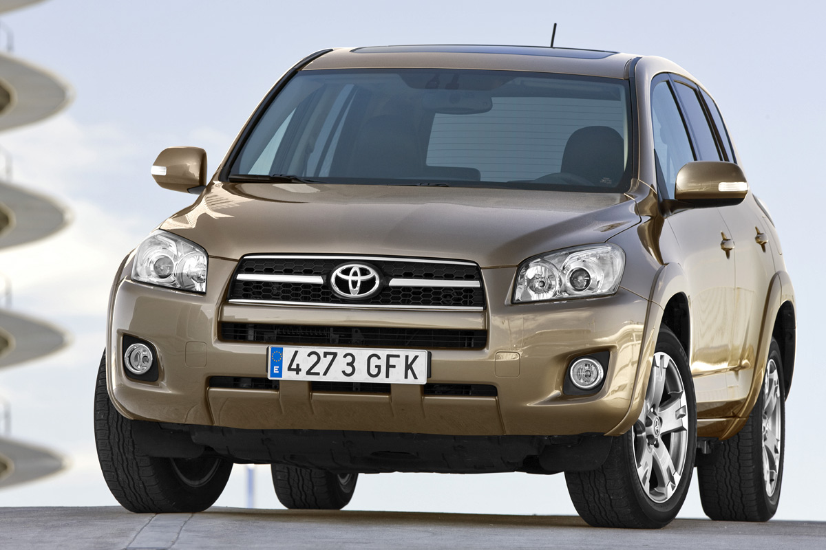 Picture of 2009 Toyota RAV4