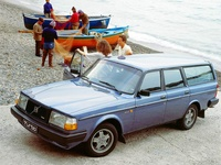 1986 Volvo 245 Overview